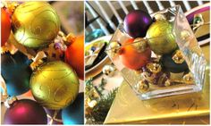 Last Minute Christmas Tablescape — Celebrations at Home