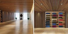 Beautiful studio interior
