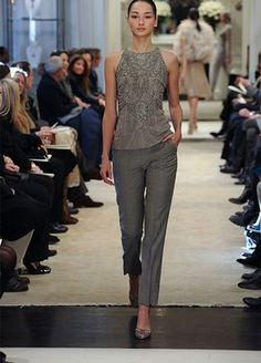 Ralph Lauren Collection Pre-Fall 2014 - MarieClaire