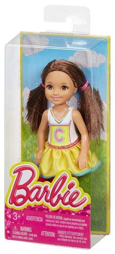 Barbie Chelsea Cheerleader Doll out in 2015