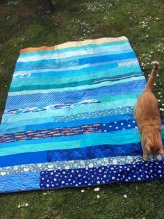 Blue Sea Quilt