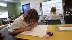 Private schools no guarantee of higher NAPLAN scores, study finds Year 7, Private School, News Articles, Coming Out, English Language, Literacy, Acting, Study, Teacher