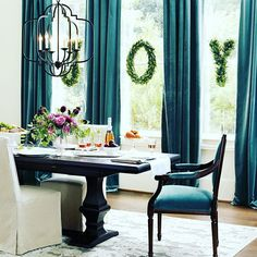 We Know Everyone S All About Alldaybreakfast But What Alldayrosé Teal Curtains