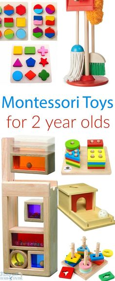 The Ultimate Guide for The Best Montessori Toys for 2 Year Olds, Montessori toys for 3 year olds, Montessori toys for toddlers, fine motor toys, Gift ideas
