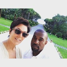 Kris Jenner Shows Motherly Love for Kanye West: I'll Treat Him Like My Own Son