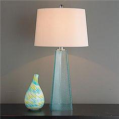 Nice, simple lamp, modern lines.