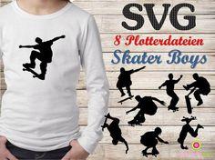 Plotterdatei+SKATER+BOYS+von+SCHNOOKYWOO+auf+DaWanda.com