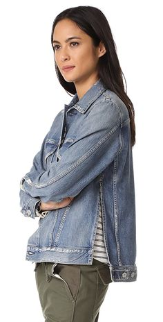 Citizens of Humanity Crista Jacket | SHOPBOP