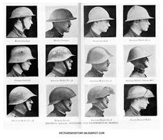 First World War: Body Armor and Gas Attacks World War One, First World, Army Helmet, Ww1 Soldiers, Military Drawings, Military Pictures, Body Armor, Military History, Military Art