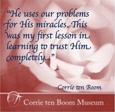For Thirsty Souls: Miracles. Bible Verses Quotes, Faith Quotes, Wisdom Quotes, Quotes To Live By, Scriptures, Spiritual Quotes, Corrie Ten Boom, Christian Faith, Christian Quotes