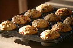 Muffin alle Melanzane