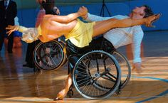 Wheelchair-Dance