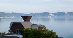Toyo Ito Museum of Architecture, Imabari (今治市伊東豊雄建築ミュージアム) http://www.tima-imabari.jp/en