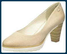 Gerry Weber Shoes Katharina 01, Damen Pumps, Elfenbein (panna 220), 40 EU (6.5 Damen UK) - Damen pumps (*Partner-Link)