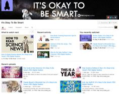 It's Okay to Be Smart (PBS) Science Videos, Brain Training, Its Okay, To Tell, Told You So, Language, Mindfulness, Activities, Math