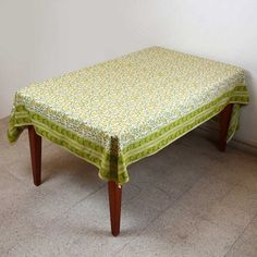 Spring Tablecloth Rectangular 152 X 228 Decor Table Floral Cotton by ShalinCraft, http://www.amazon.co.uk/gp/product/B00BLI69PU/ref=cm_sw_r_pi_alp_i35Grb1A9QJP4
