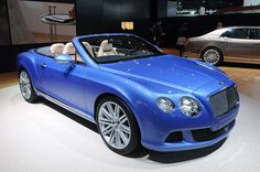 Lovely car Bently