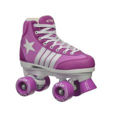 Epic Star Pegasus Quad Roller Skates, White