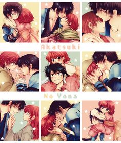Hak & Yona ♡♡