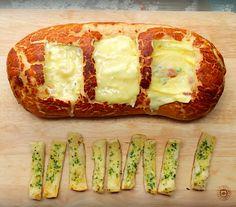 Supertruc: zo maak je kaasfondue ín een brood