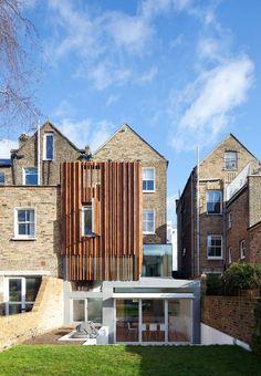 Power House by Paul Archer Design - facade cladding