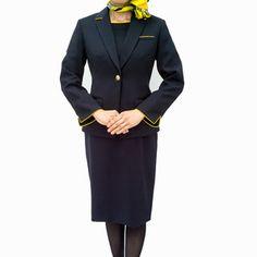 ユナイテッドアローズがデザイン監修スカイマークが新制服を発表