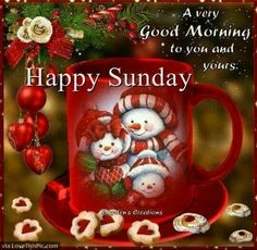 Have a Happy Sunday Sister and all,God bless,Take care xxx