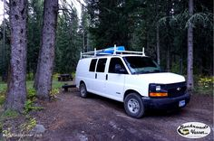 Tom Miner Campground, Gallatin National Forest in Montana