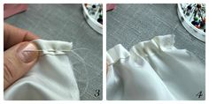 To make skirt You need: - 4 m of tulle - 60 cm of elastic band (check with your waist) - 50 cm lining - needle - thread - scissors.