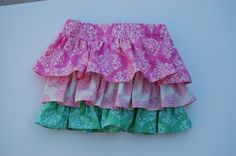 toddler ruffle skirt