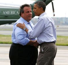 Boss Hog Christie now proudly funded by George Soros.-----Not funny so much as pathetic.
