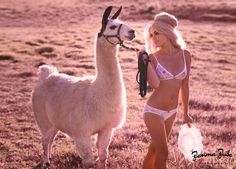Warm weather means more frolicking about in next to nothing. Hopefully with fun animal companions! By photographer Liz Ham, via Gala Darling Gala Darling, Boho Rock, Fashion Photography Inspiration, Fashion Inspiration, Cherry On Top, Photography Women, My Animal, Me As A Girlfriend, Warm Weather