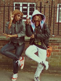 santigold + M.I.A. {my kinda girls}