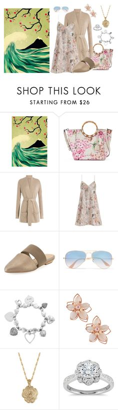 """Untitled #1751"" by moestesoh ❤ liked on Polyvore featuring Monde Mosaic, Dana Buchman, Closed, Zimmermann, Eileen Fisher, Ray-Ban, ChloBo, NAKAMOL, 2028 and Zac Posen"
