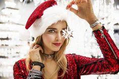 Swarovski and Chiara Ferragni: a sparkly Christmas