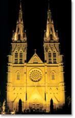 St Mary's Cathedral, Sydney, Australia November 2013