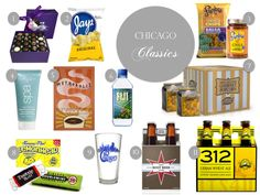 Bliss Weddings & Events Blog: Chicago Welcome Bags