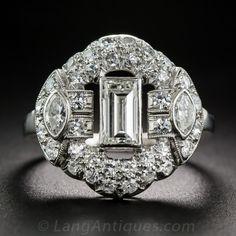 Art Deco Diamond Ring $5,750.00