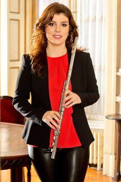 Adriana Ferreira, flauta