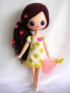 Springtime Doll