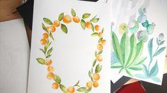 Ángela Cabrera: Cactus y naranjas  http://angelagcabrera.blogspot.com