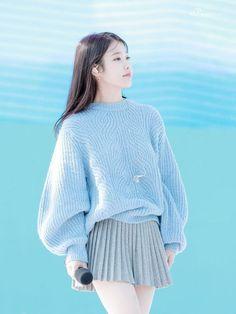at Holgabun Market Festival Iu Fashion, Kpop Fashion Outfits, Korean Fashion, Cute Korean, Korean Girl, Asian Girl, Korean Actresses, Korean Celebrities, Korean Beauty