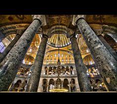 Hagia Sophia (Ayasofya). Istanbul