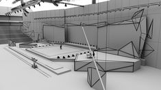"Festival ""Alina on Behance Stage Set Design, Theatre Design, Alvin Ailey, Royal Ballet, Dark Fantasy Art, Body Painting, Concert Stage Design, Corporate Event Design, Warehouse Design"