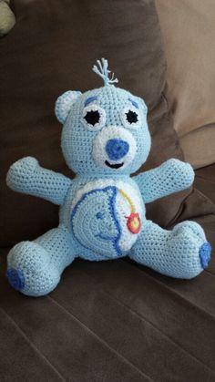 Glücksbärchi / bedtime bear