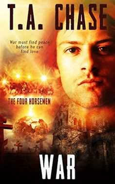War (The Four Horsemen #2) by @TAChase - @PridePublishing, #Fantasy, #M_M, #Romance, 4 out of 5 (very good)  (November)