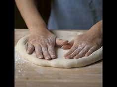 Jak udělat pizzu how to make a pizza plate - YouTube