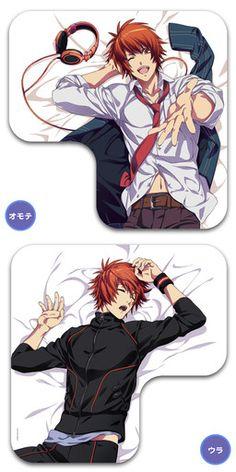 Uta no☆Prince-sama♪ - Uta no☆Prince-sama♪ - Maji Love 1000% - Ittoki Otoya - Cushion Cover - Dream Cushion - ES Series (Kotobukiya)