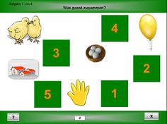 Menge erkennen, Zahlen lernen, Zahlenraum 10 Dyscalculia, Dyslexia, Learning Numbers
