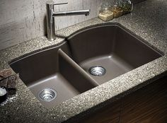 Granite Double Kitchen Sink